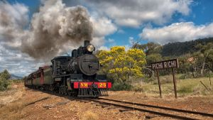 Pichi Richi Railway - WA Accommodation