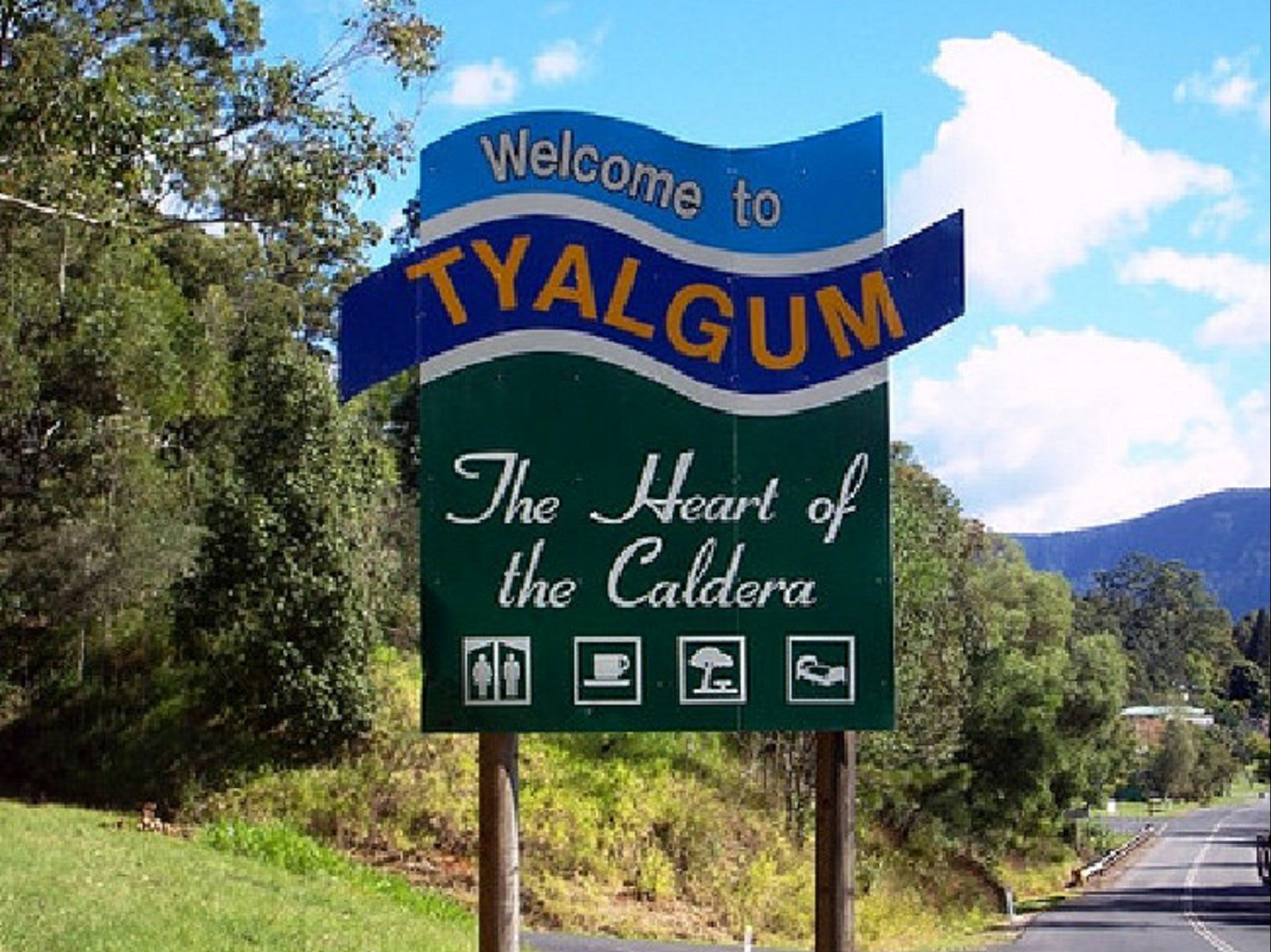 Tyalgum - WA Accommodation