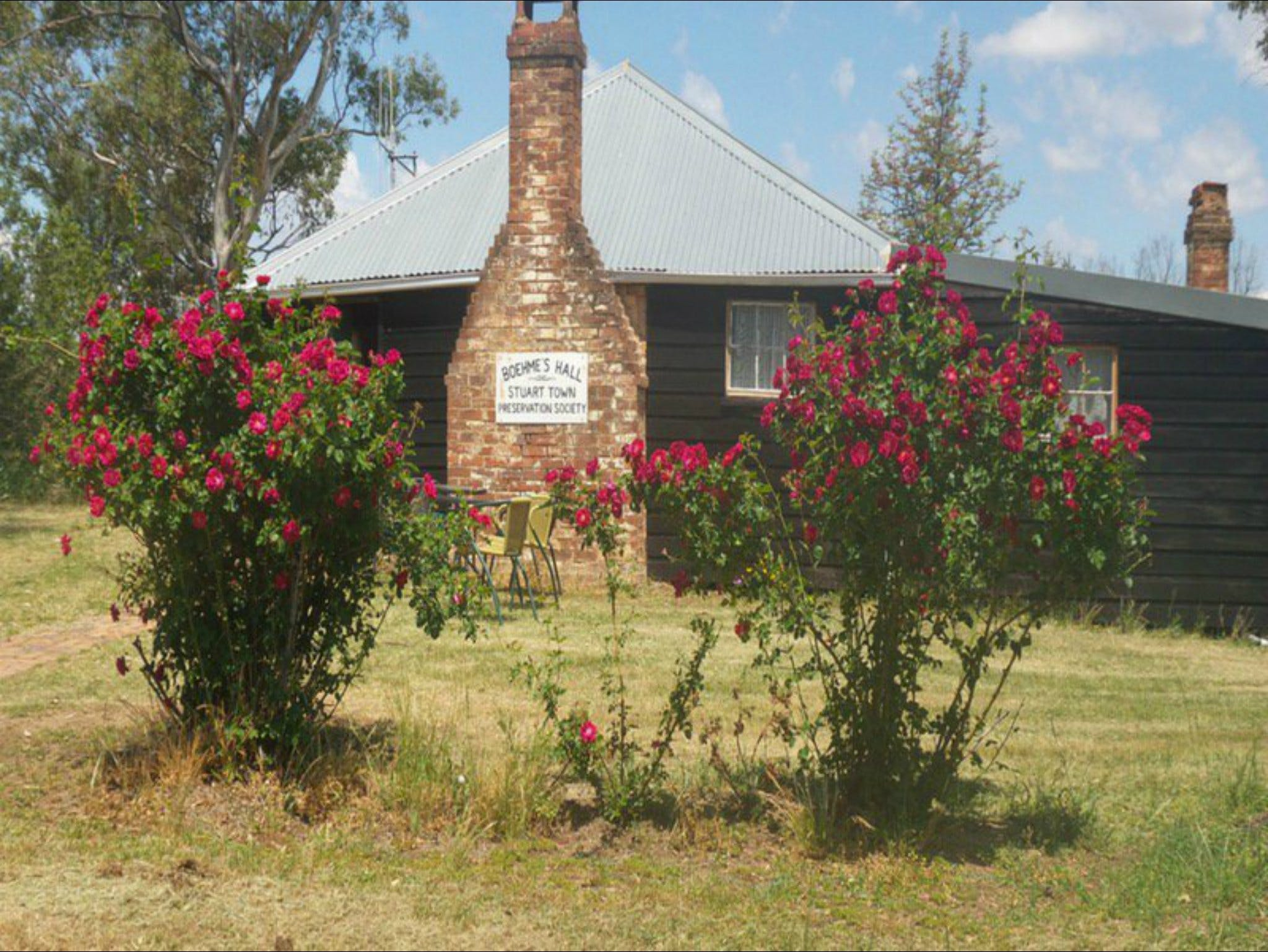 Boehme's Hall - WA Accommodation