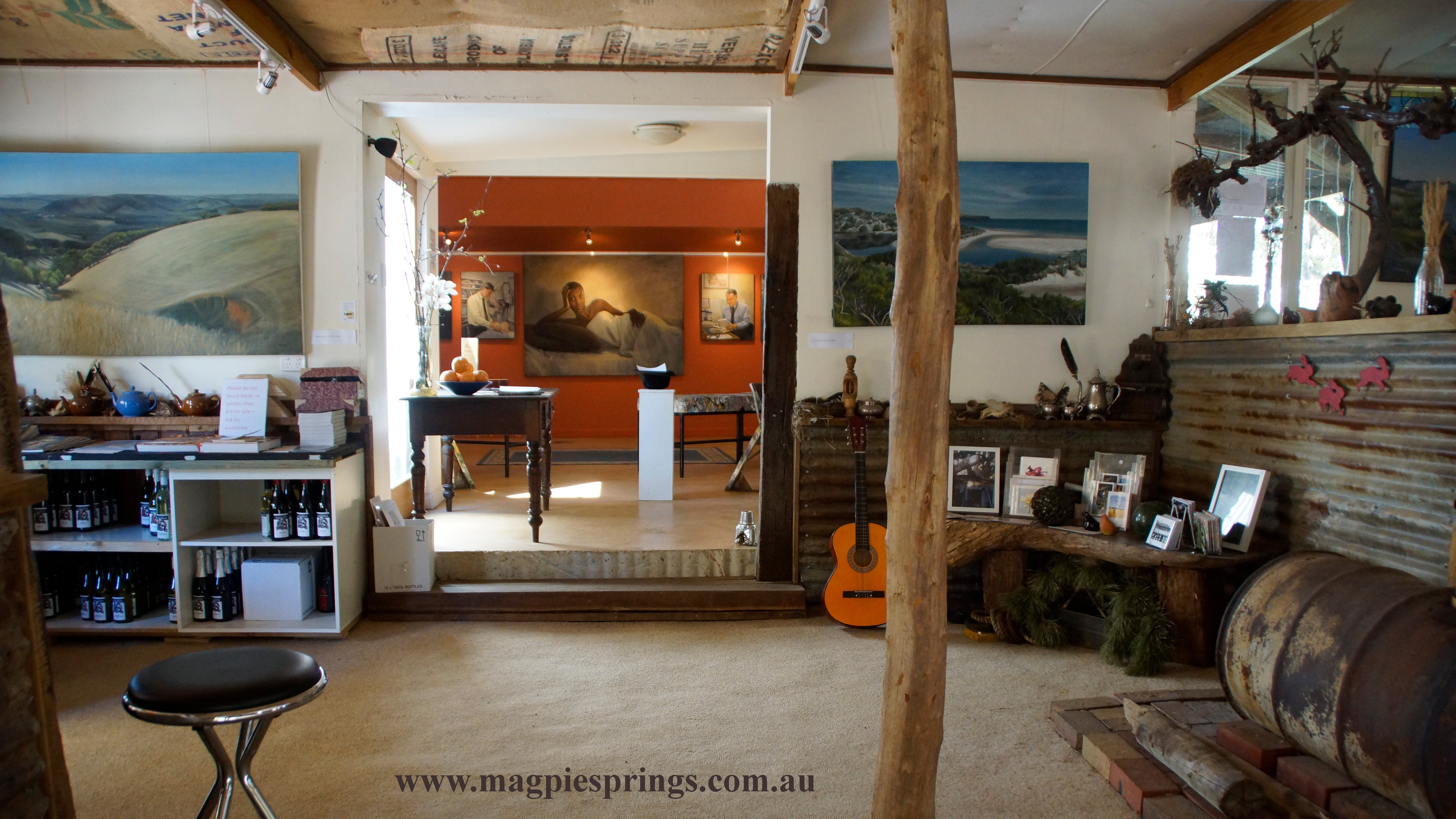 Magpie Springs gallery - WA Accommodation