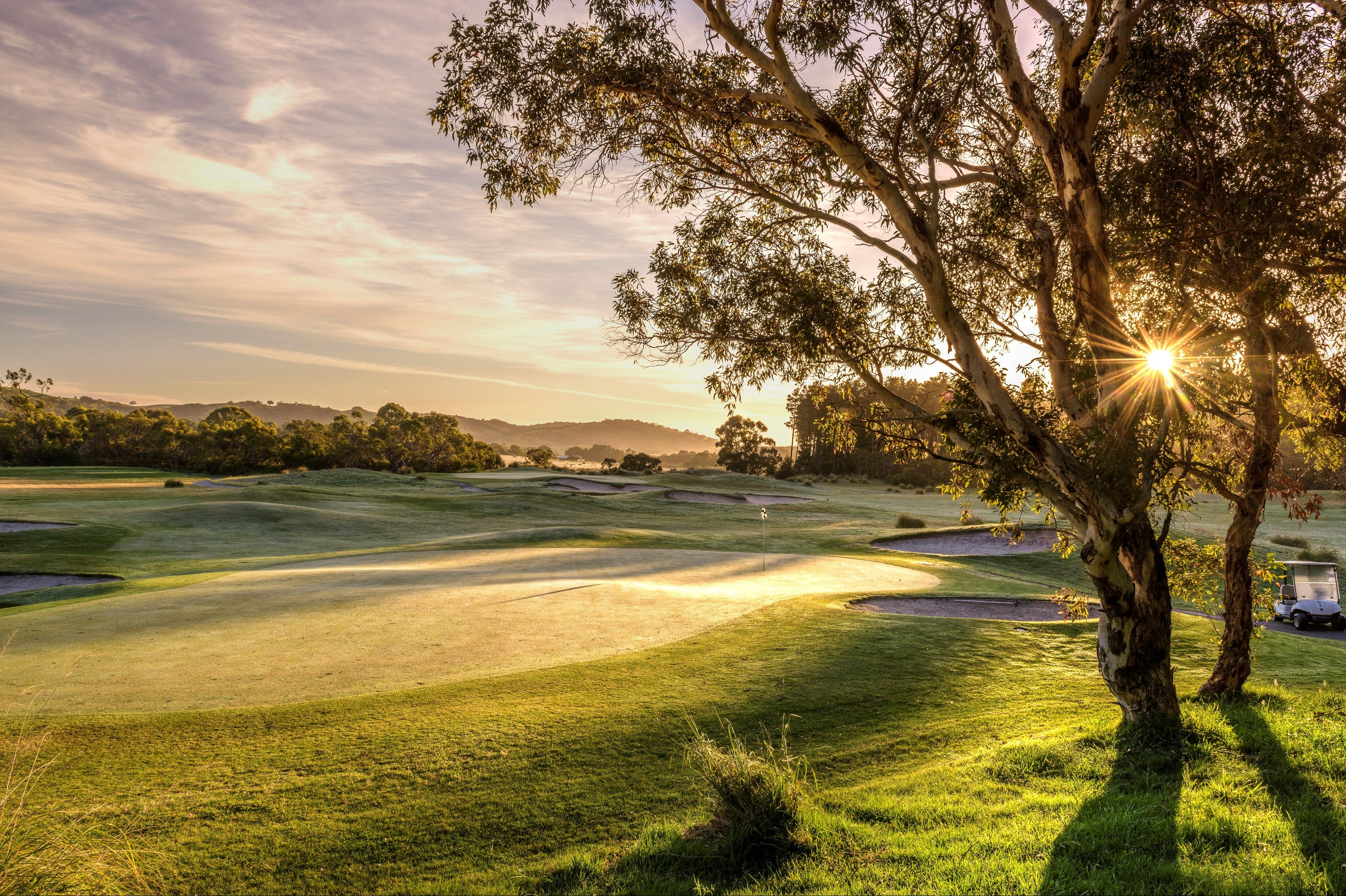 Mount Compass Golf Course - WA Accommodation