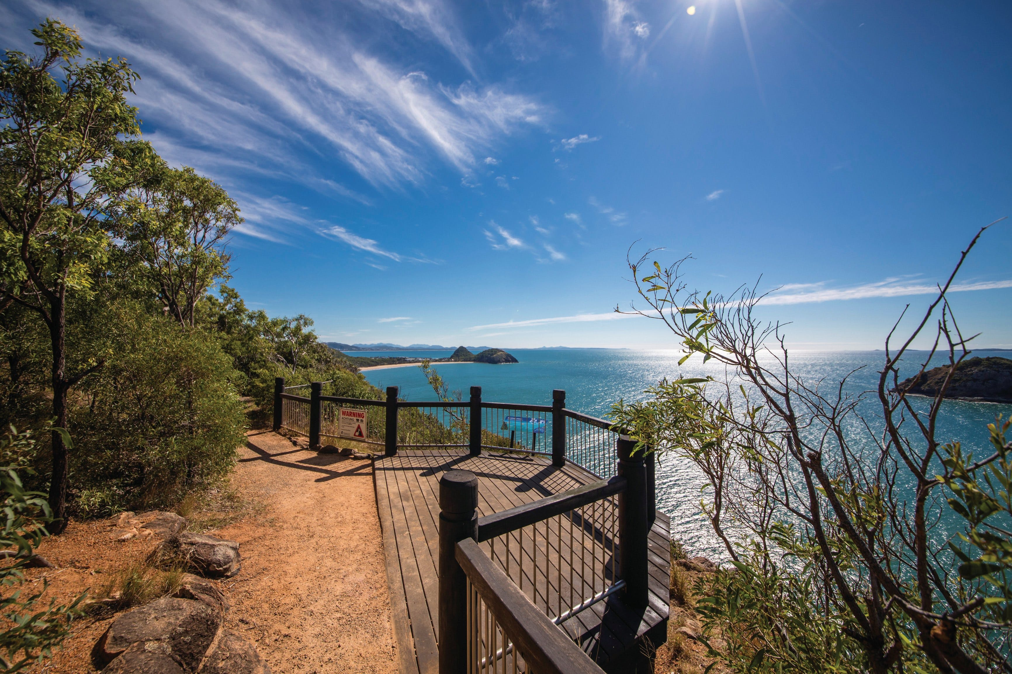Bluff Point circuit Capricorn Coast National Park - WA Accommodation