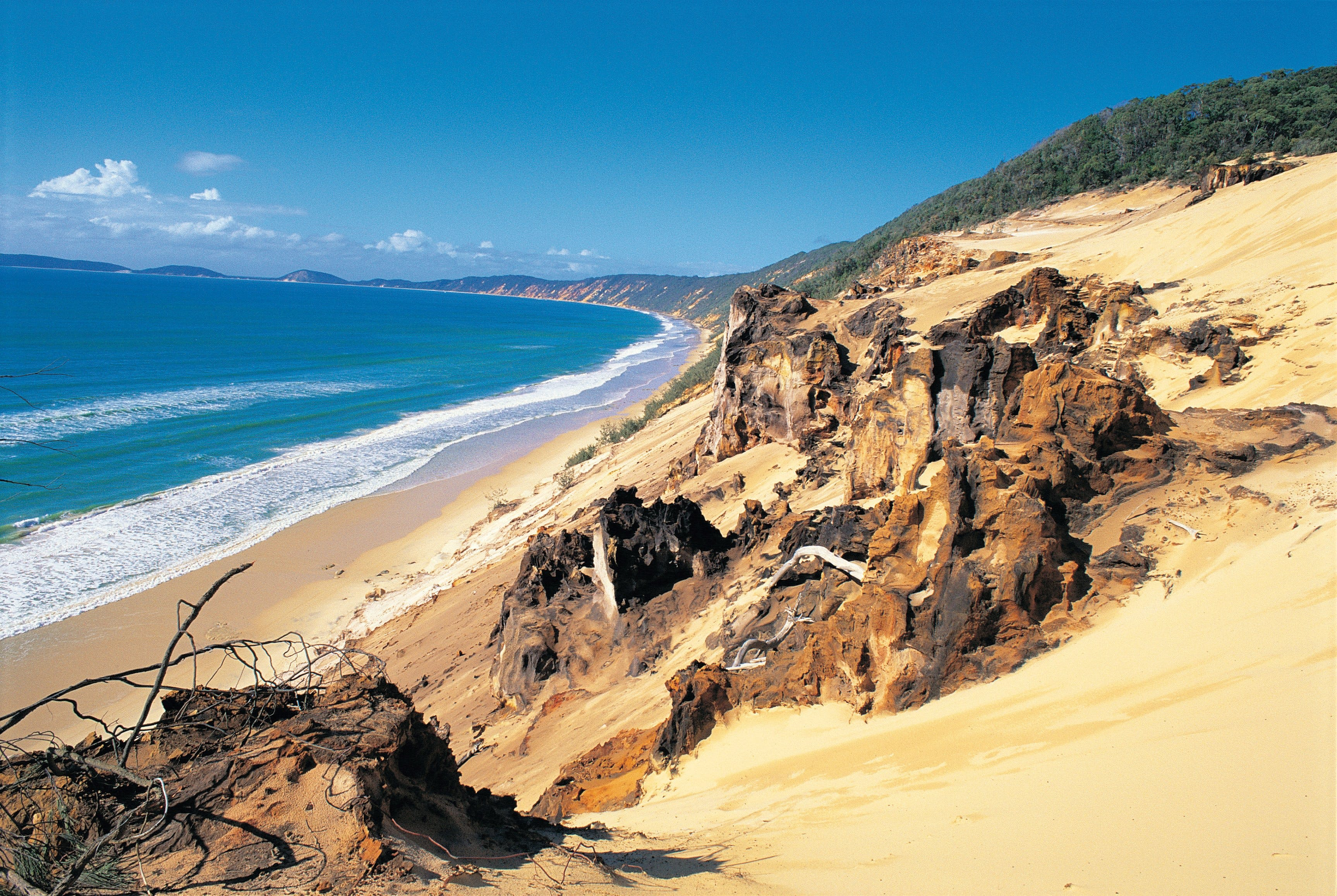 Cooloola Great Sandy National Park - WA Accommodation