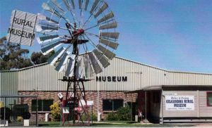 Gilgandra Rural Museum - WA Accommodation