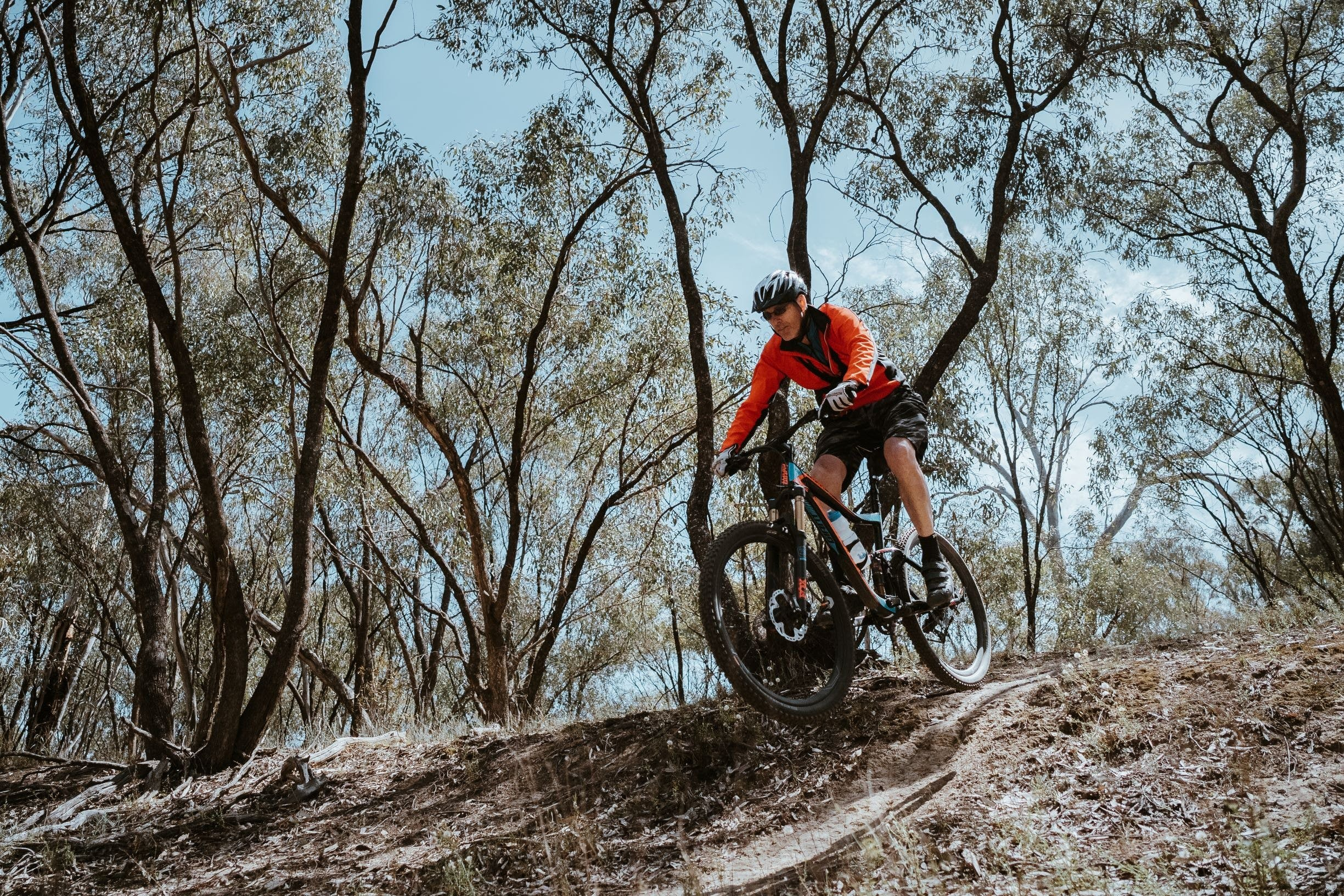 Mountain Bike Trails Deniliquin - WA Accommodation
