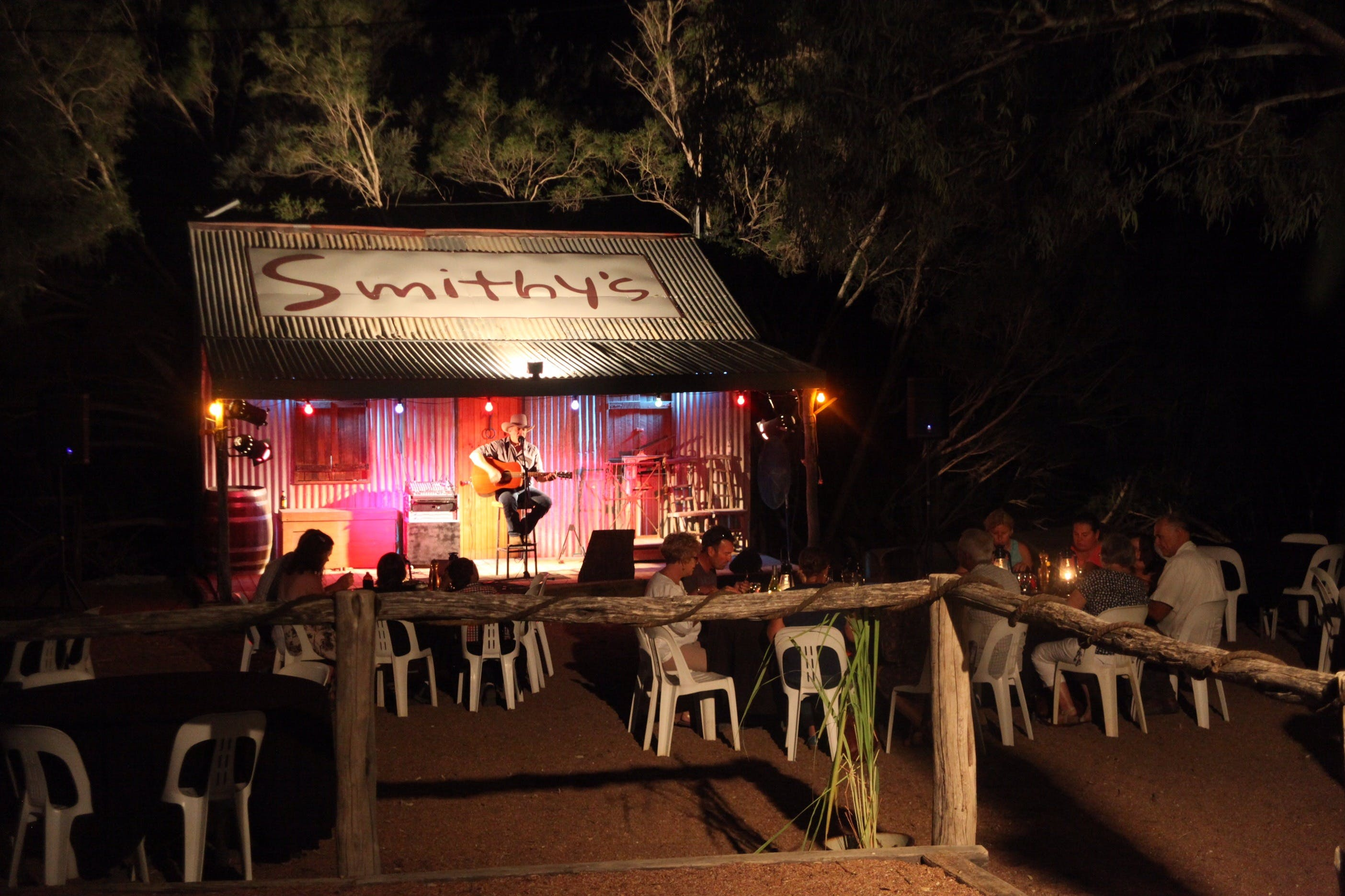 Smithy's Outback Dinner and Show - WA Accommodation