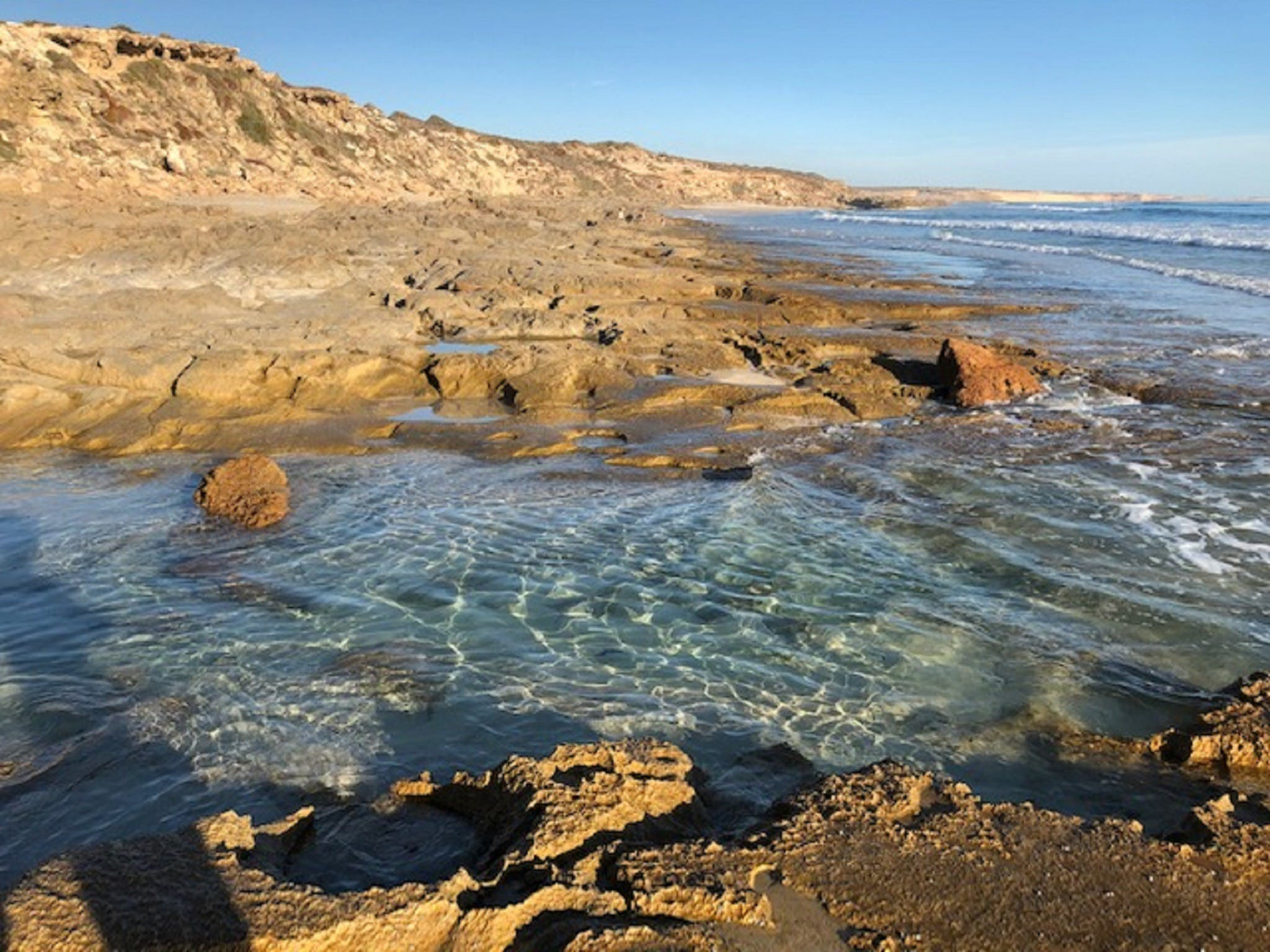 Streaky Bay - Back Beach - WA Accommodation