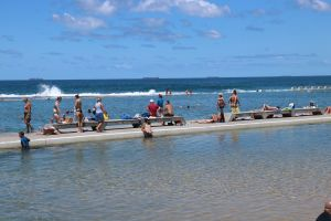 Merewether Ocean Baths - WA Accommodation