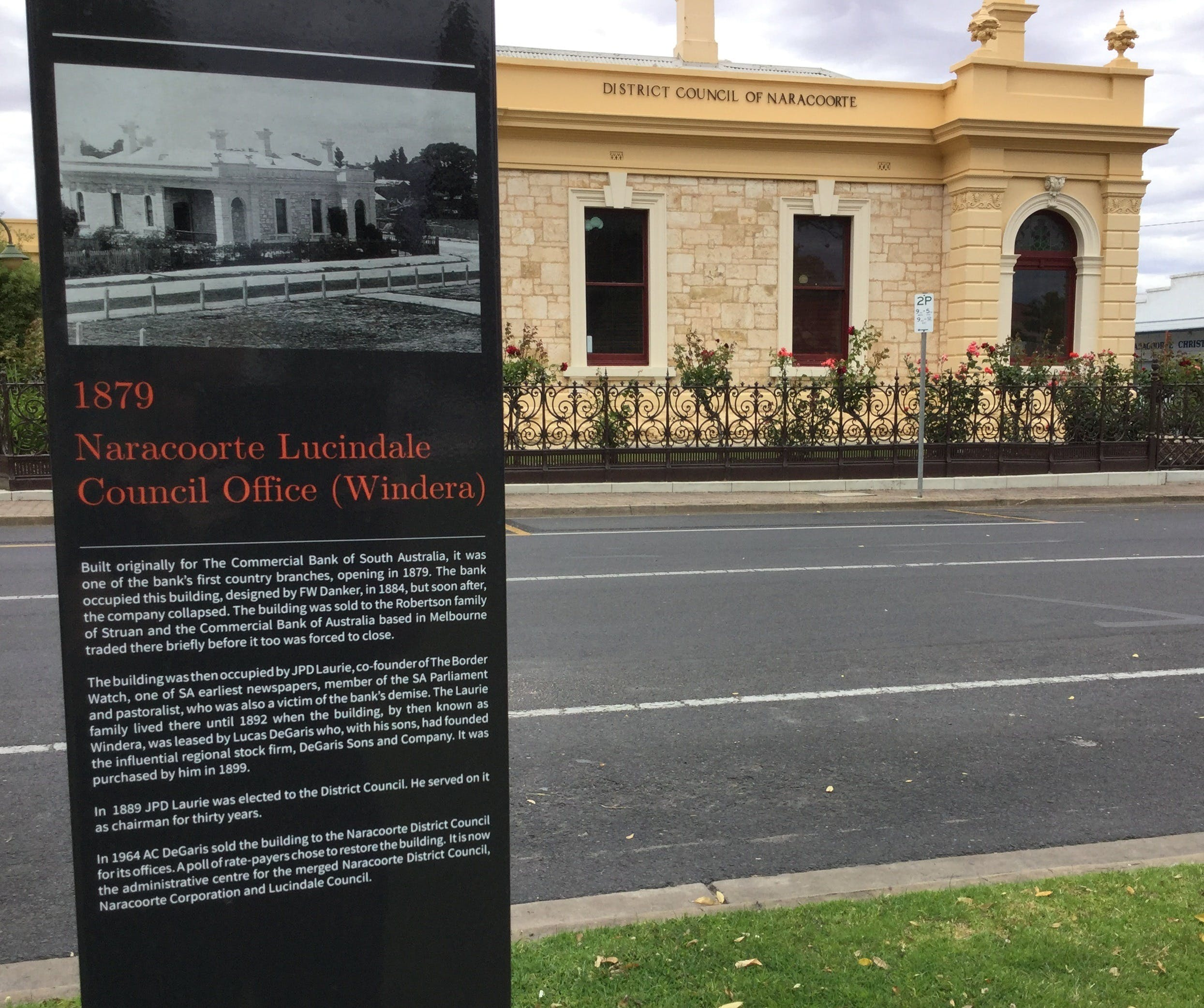 Naracoorte Heritage Trail - WA Accommodation