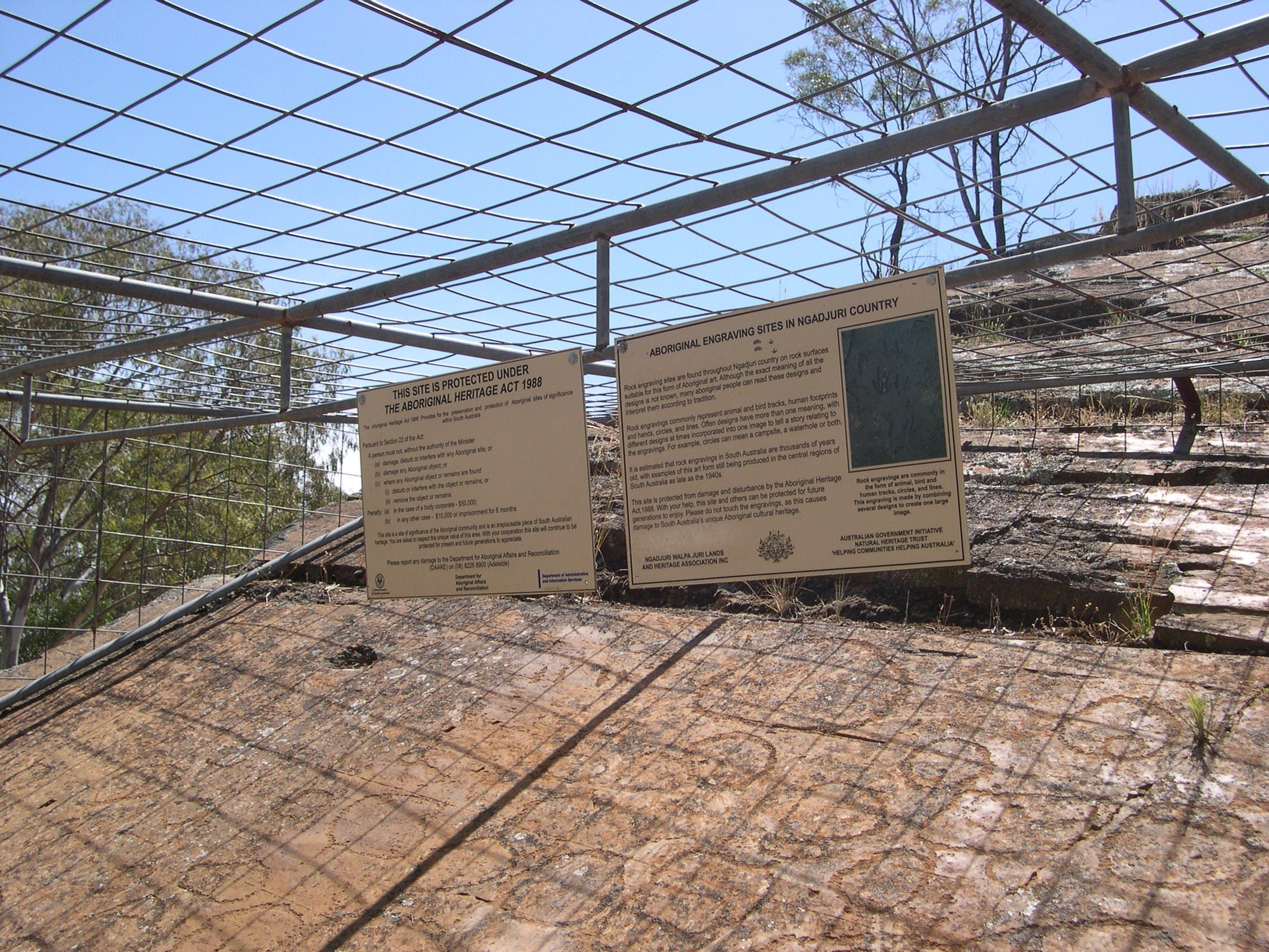 Aboriginal Carvings - WA Accommodation