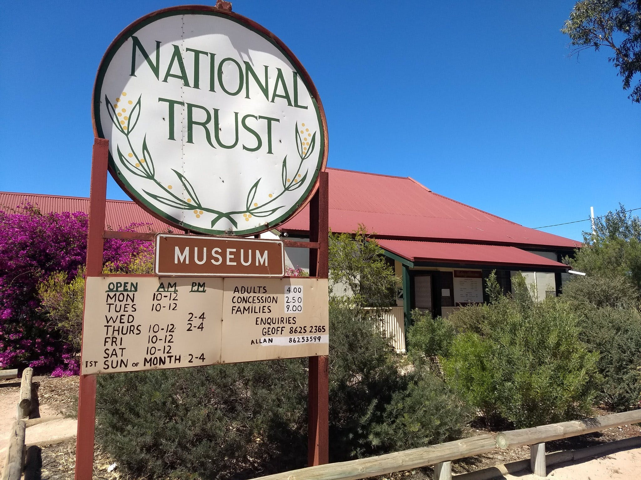 Ceduna National Trust Musuem - WA Accommodation