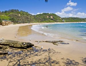 Nambucca Heads Beaches - WA Accommodation