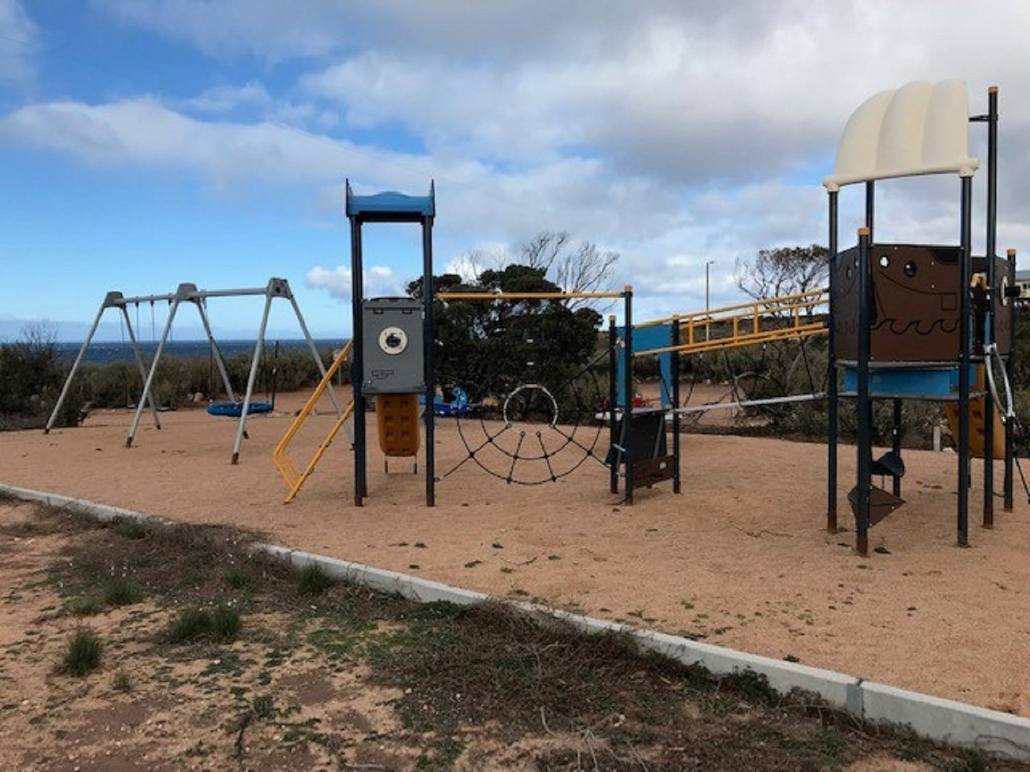 Port Gibbon Playground - WA Accommodation