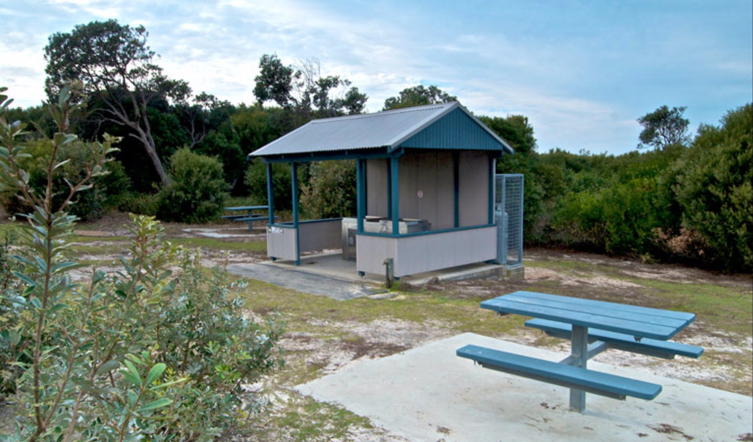 Tea Tree picnic area and lookout - WA Accommodation