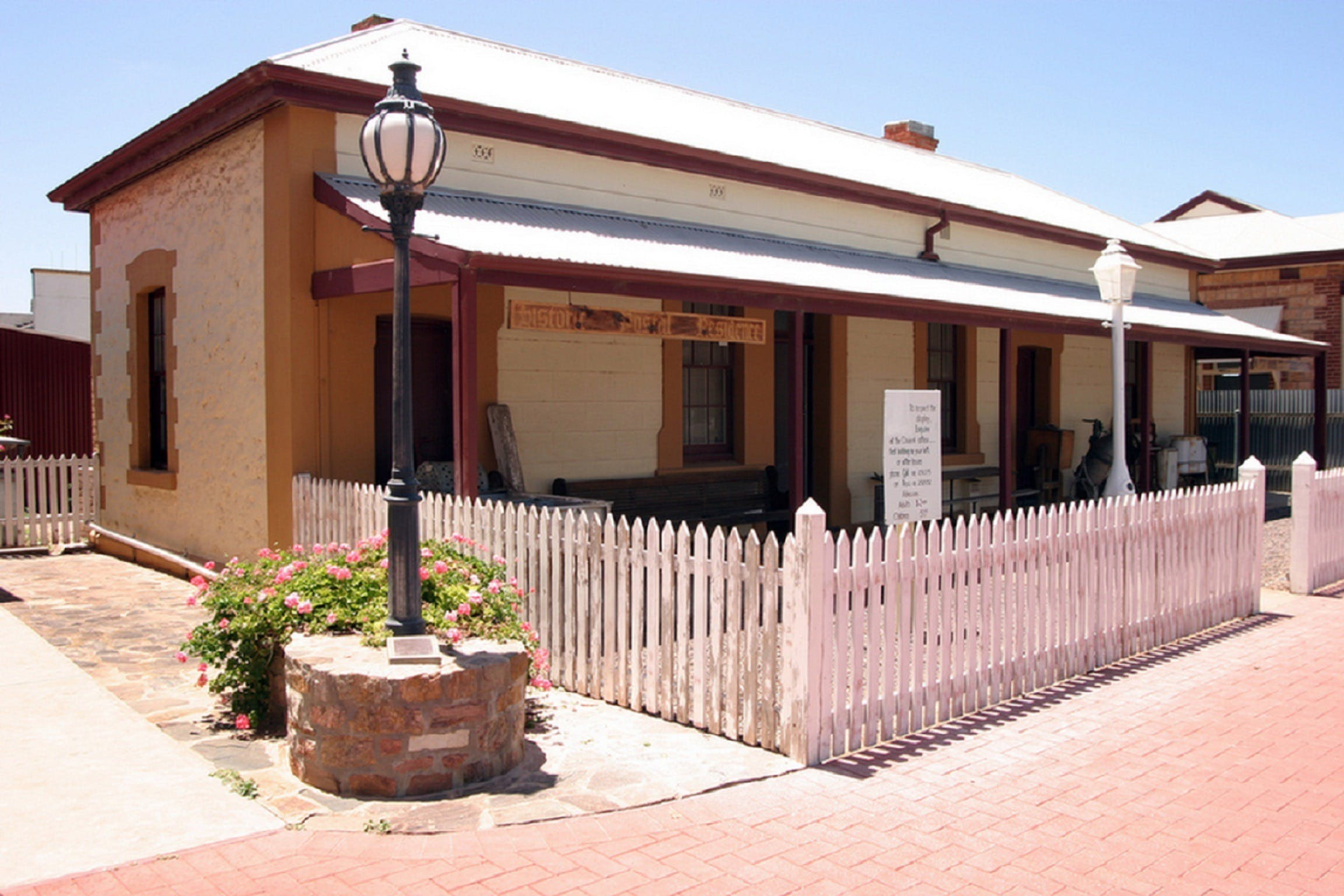 Franklin Harbour Historical Museum - WA Accommodation