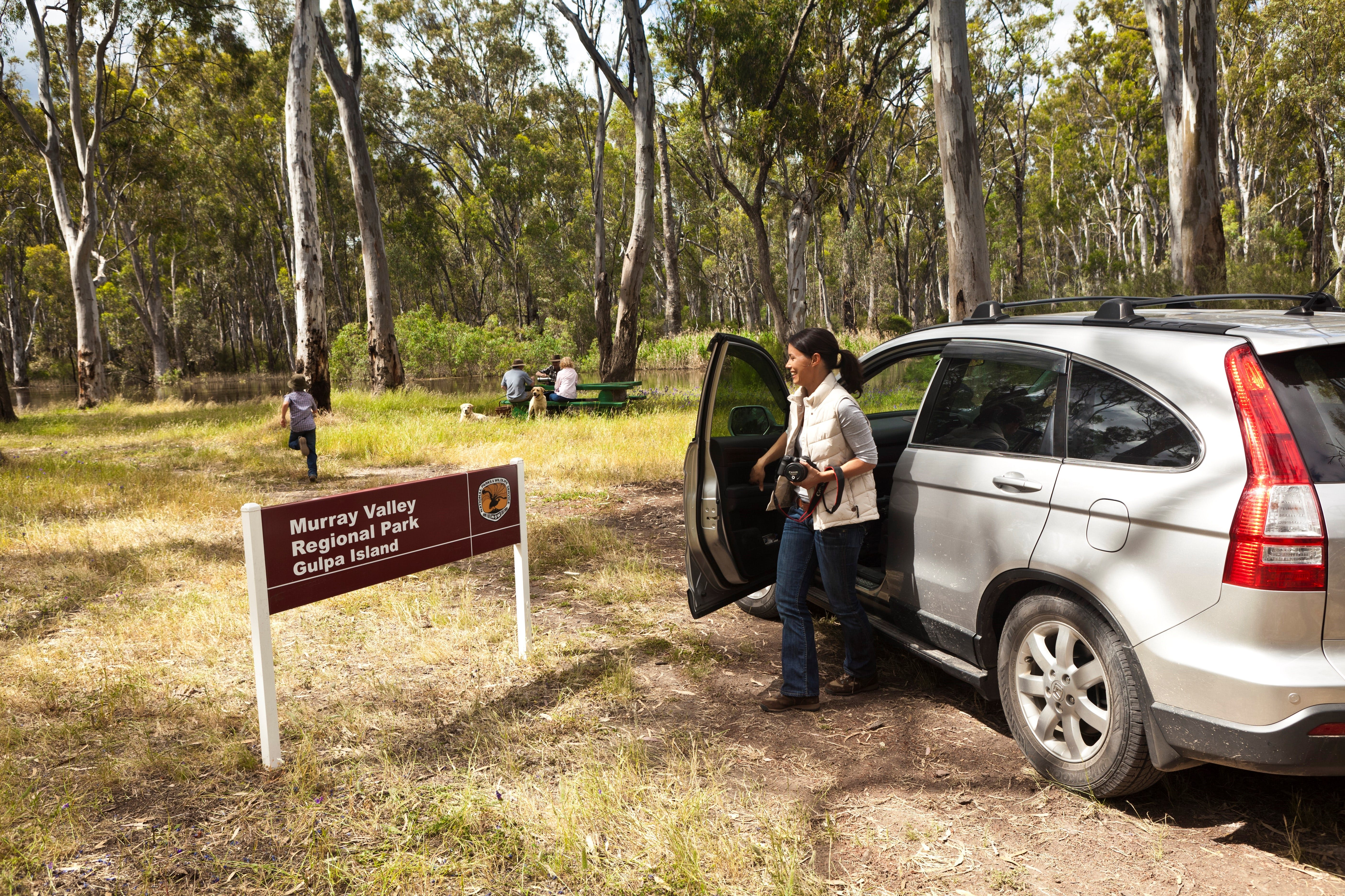 Murray Valley Regional Park - WA Accommodation