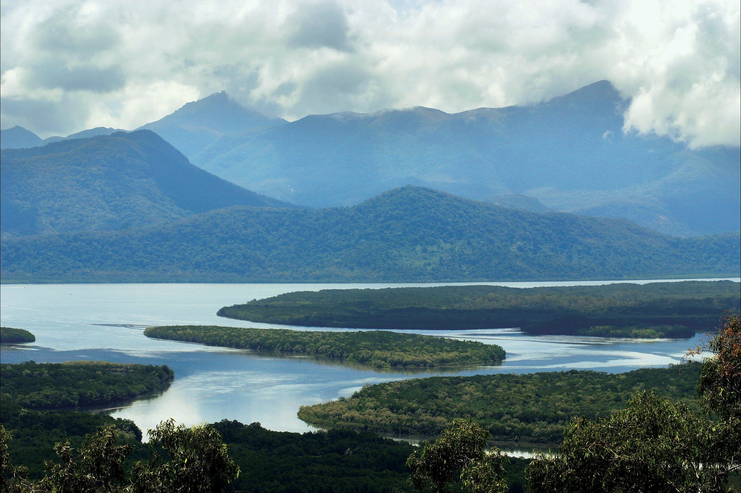 Hinchinbrook Island National Park - WA Accommodation