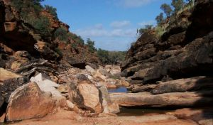 Homestead Gorge trail - WA Accommodation