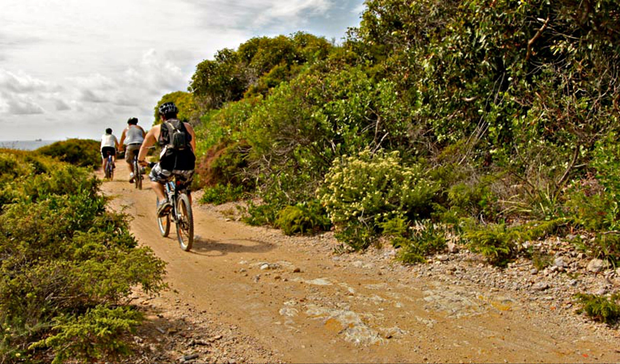 Mountain Biking Trails - WA Accommodation