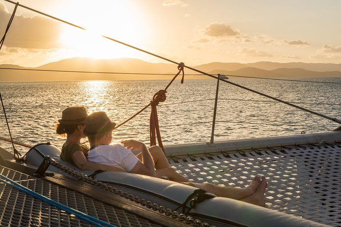 Sunset Sail In The Whitsundays - WA Accommodation