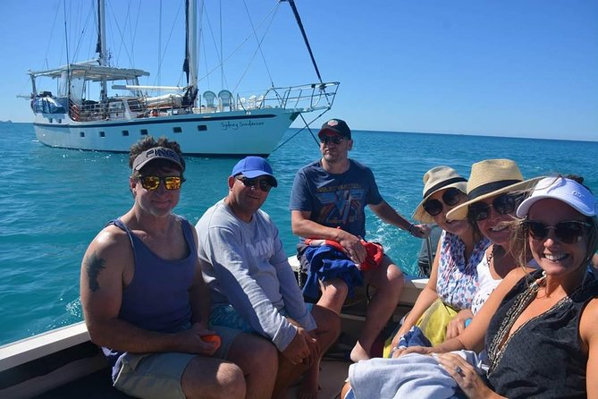Great Barrier Reef Private Expedition Cruise min 4 day max 8 guests - WA Accommodation