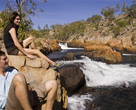 Crystal Falls - WA Accommodation