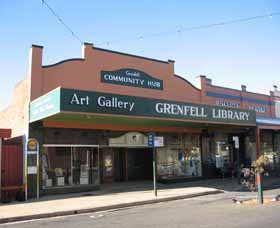Grenfell Art Gallery - WA Accommodation