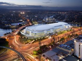 Gold Coast Convention and Exhibition Centre - WA Accommodation
