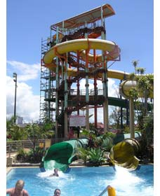 Ballina Olympic Pool and Waterslide - WA Accommodation