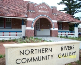 Northern Rivers Community Gallery - WA Accommodation