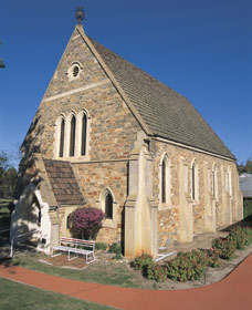 Uniting Church - York - WA Accommodation
