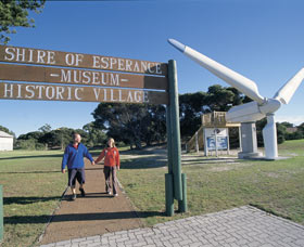 Esperance Municipal Museum - WA Accommodation
