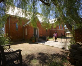 Holy Trinity Church - WA Accommodation