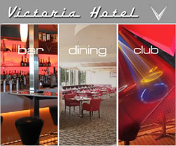 Victoria Hotel - WA Accommodation