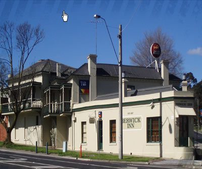 Berwick Inn Hotel - WA Accommodation