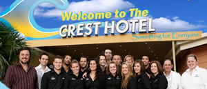 The Crest Hotel Sylvania - WA Accommodation