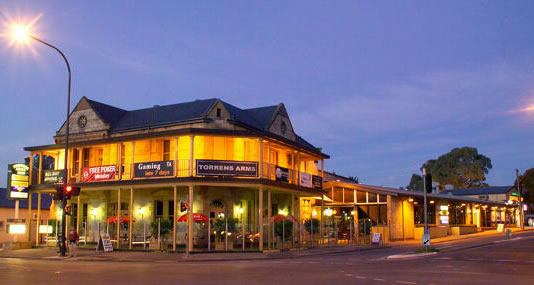 Torrens Arms Hotel - WA Accommodation