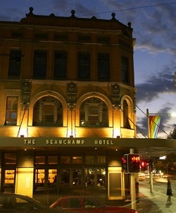 Beauchamp Hotel - WA Accommodation