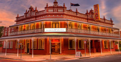 Norman Hotel - WA Accommodation