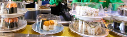 Sushi Train Indooroopilly Junction - WA Accommodation