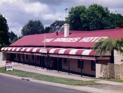 Ranges Hotel - WA Accommodation