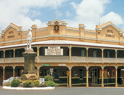 Heritage Hotel Motel - WA Accommodation