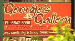 Georgies Cafe Restaurant - WA Accommodation
