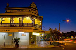 The Club Hotel - WA Accommodation