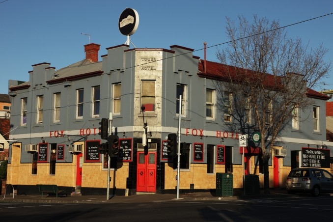 The Fox Hotel - WA Accommodation