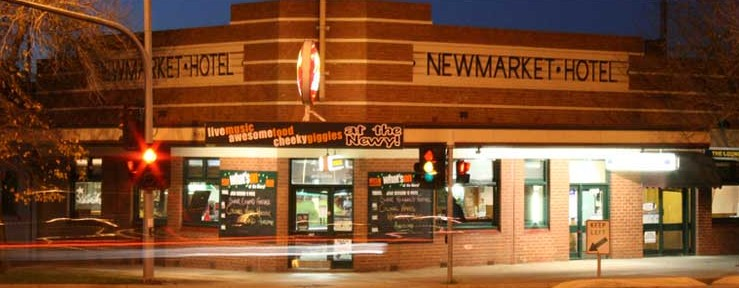 The Newmarket Hotel - WA Accommodation