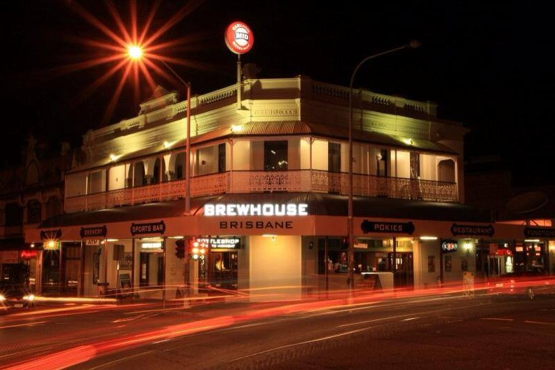 Brewhouse Brisbane - WA Accommodation