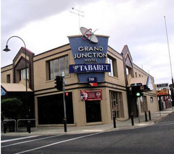 Grand Junction Hotel - WA Accommodation