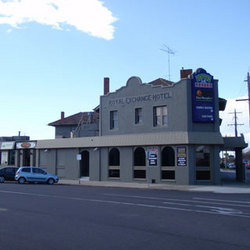 Royal Exchange Hotel - WA Accommodation
