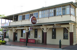 Commercial Hotel Alexandra - WA Accommodation